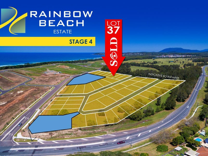 Lot 37 Rainbow Beach Estate, Lake Cathie, NSW 2445