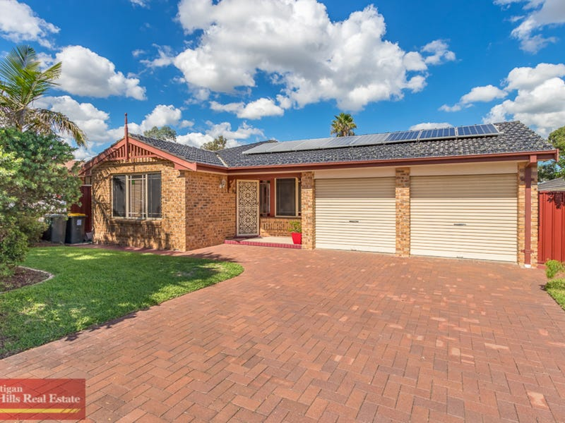 22 Hillview Place, Glendenning, NSW 2761