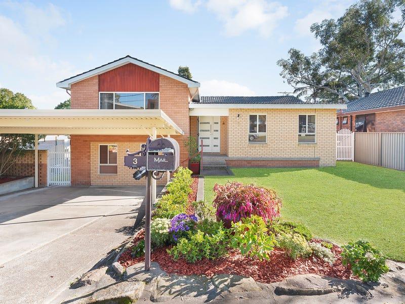 3 Burbank Avenue, East Hills, NSW 2213