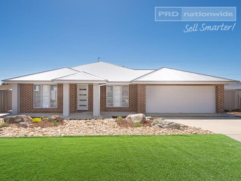 3 Thane Court, Lloyd, NSW 2650