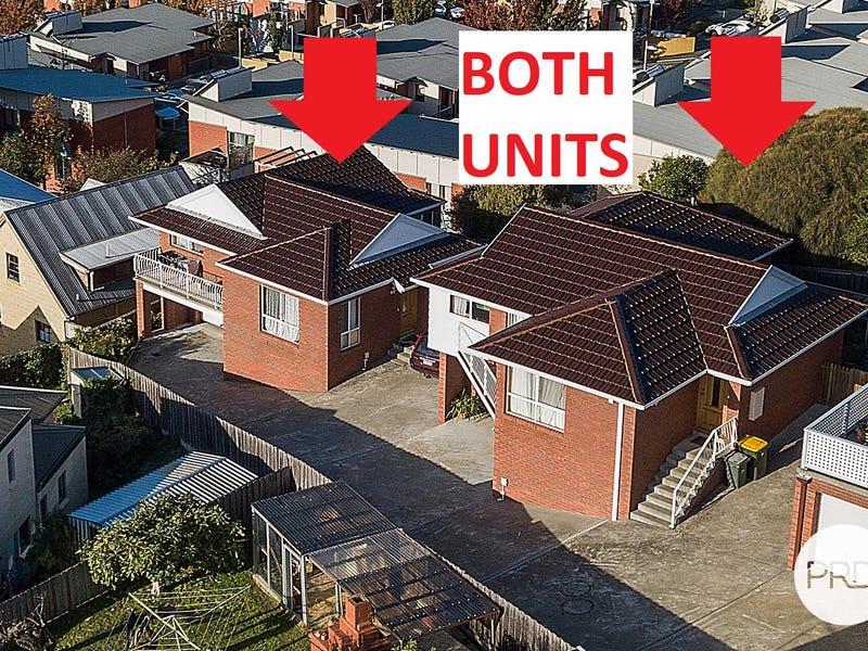 1 and 2/4a Watkins Avenue, West Hobart, Tas 7000