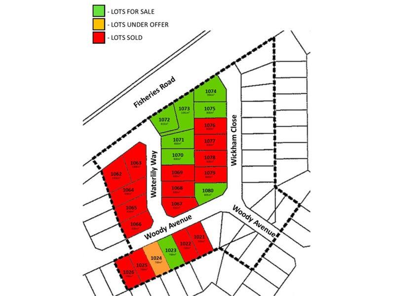 Lot 1076 Wickham Close, Castletown, WA 6450