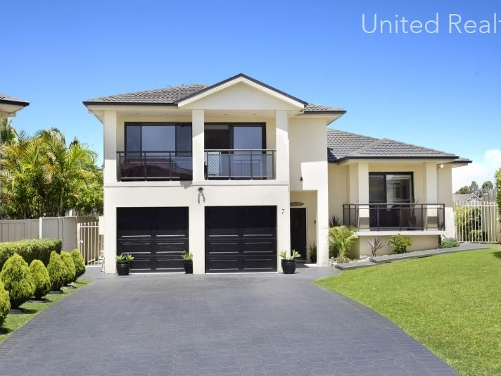 7 Symons Place, West Hoxton, NSW 2171