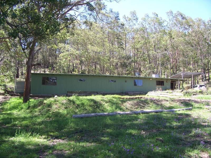 LOT 9 Cooyar Mt Bingar Road., Cooyar, Qld 4402