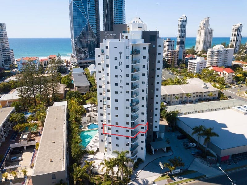 402/2865 Gold Coast Highway, Surfers Paradise, Qld 4217