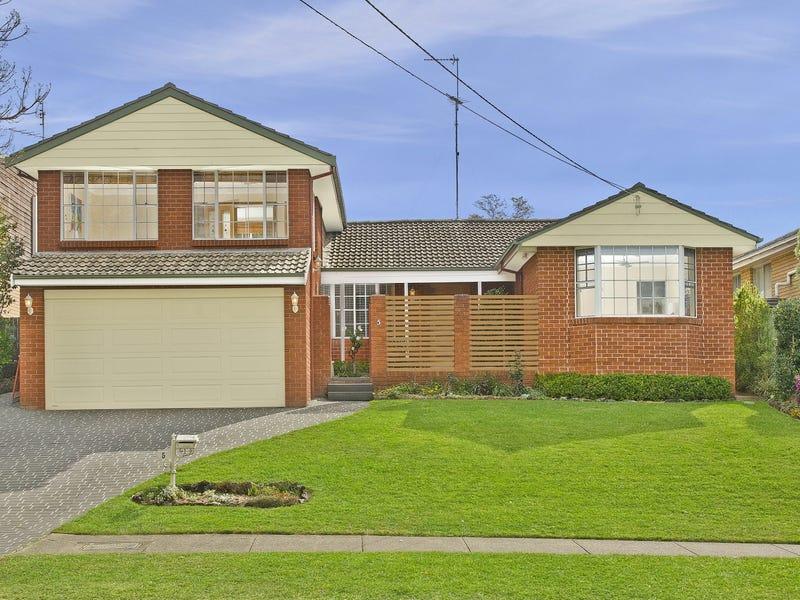 5 Gooden Drive, Baulkham Hills, NSW 2153