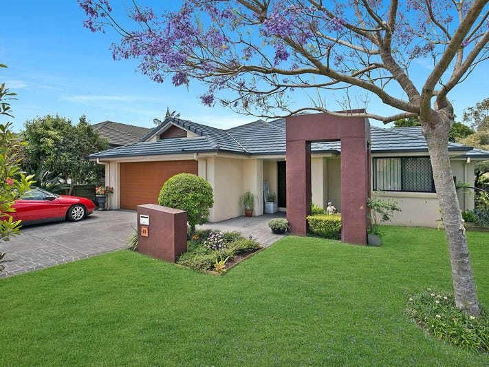21 Lexey Crescent, Wakerley, Qld 4154