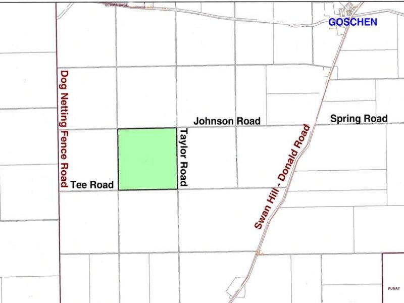 Lot CA34, Johnson Road, Goschen, Vic 3585