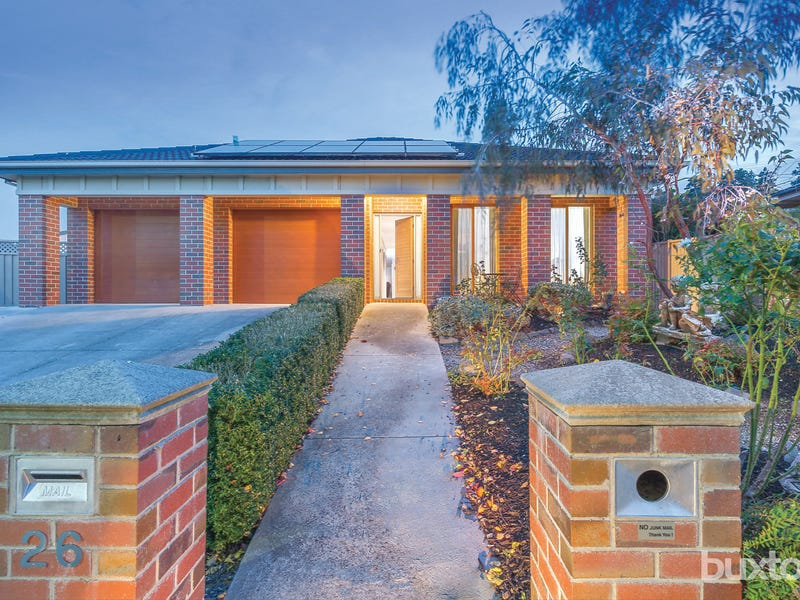 26 Harrier Drive, Invermay Park, Vic 3350