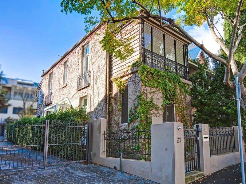 21 Alton Street, Woollahra, NSW 2025