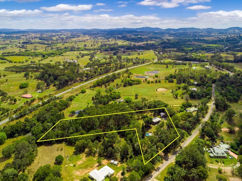 45 Grecian Bends Road, Greens Creek, Qld 4570