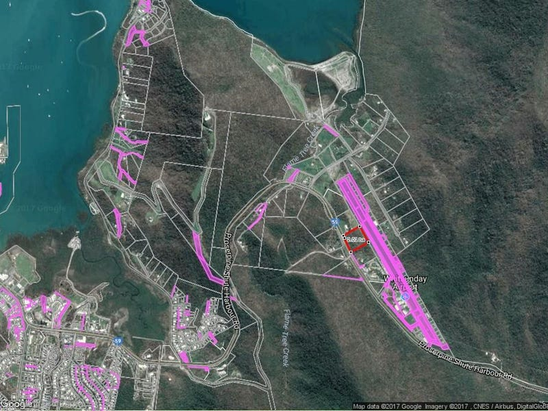 Lot 4  Shute Harbour Road, (Airlie Beach), Flametree, Qld 4802