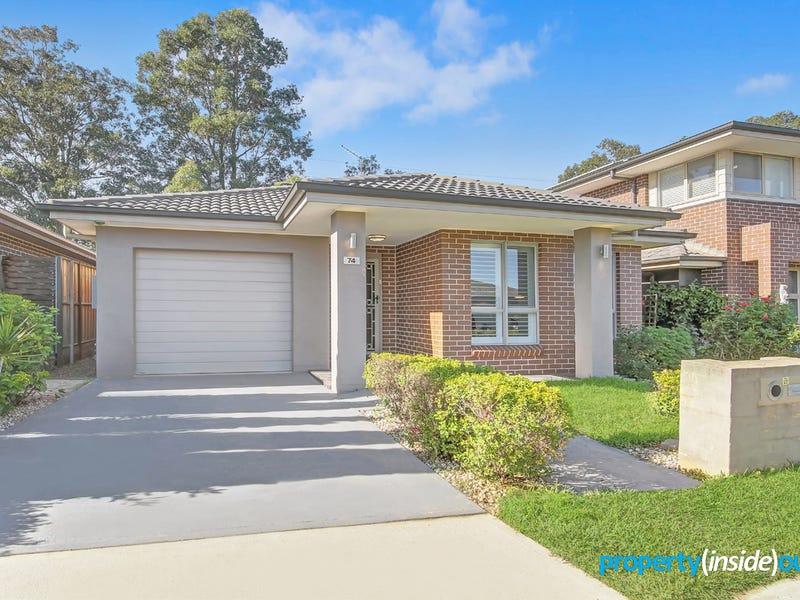 74 Trevor Housley Avenue, Bungarribee, NSW 2767