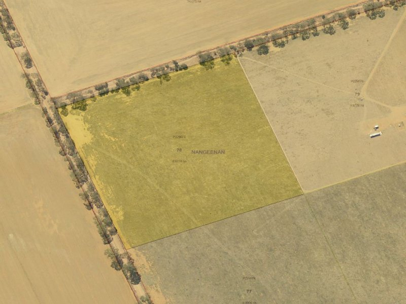 Lot 78 Snell Road, Nangeenan, WA 6414