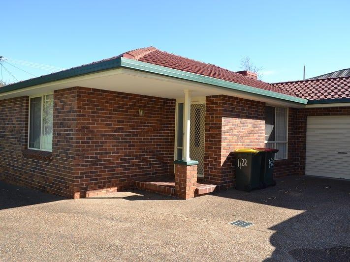 1/22 Rawson Avenue, Tamworth, NSW 2340