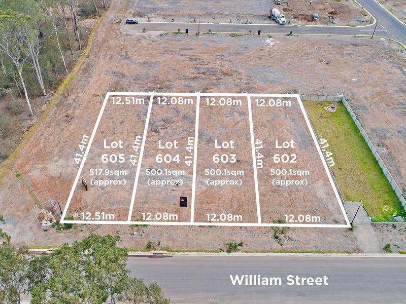 Lot 602-605 William Street, Riverstone, NSW 2765