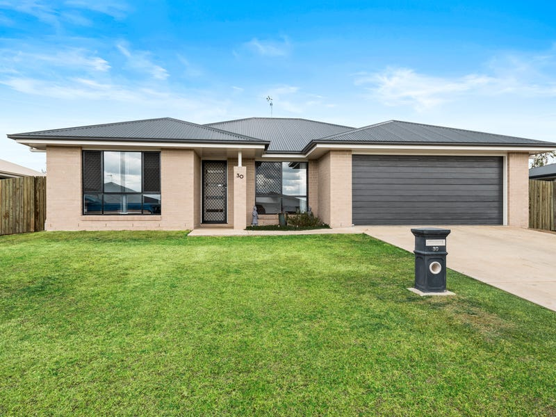 30 Magpie Drive, Cambooya, Qld 4358