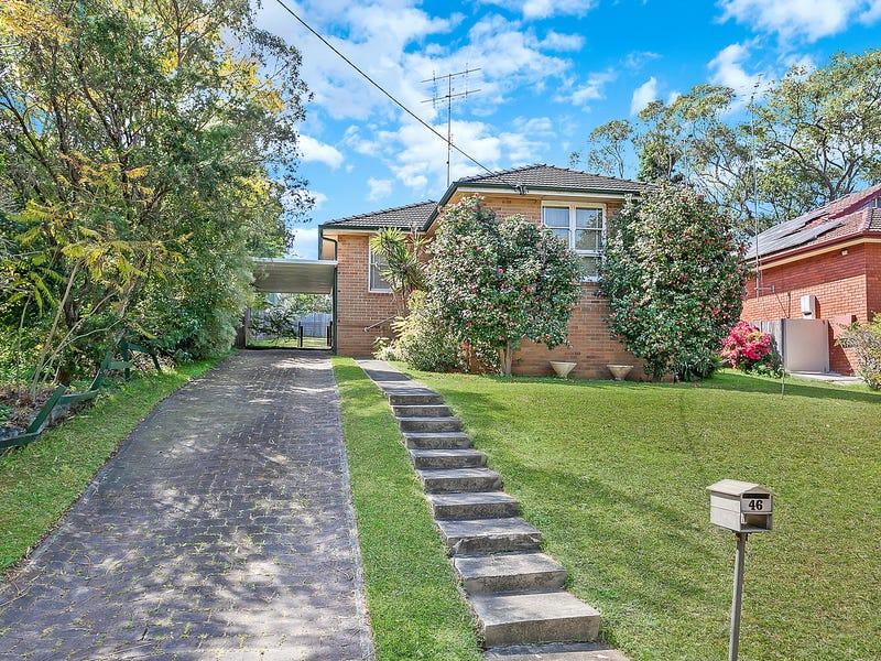 46 Alexander Street, Dundas Valley, NSW 2117