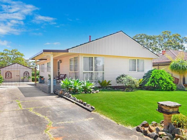 2 Wright Cl, Georges Hall, NSW 2198