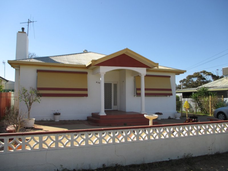 630 Fisher Street, Broken Hill, NSW 2880