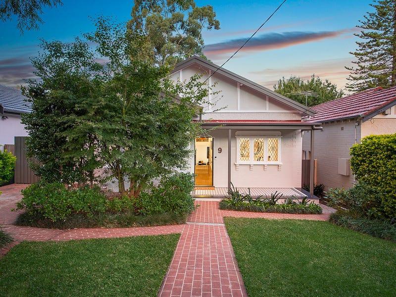 9 Penshurst Street, Willoughby, NSW 2068