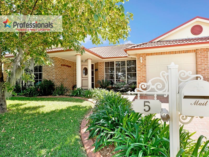 5 Shortland Street, Werrington County, NSW 2747