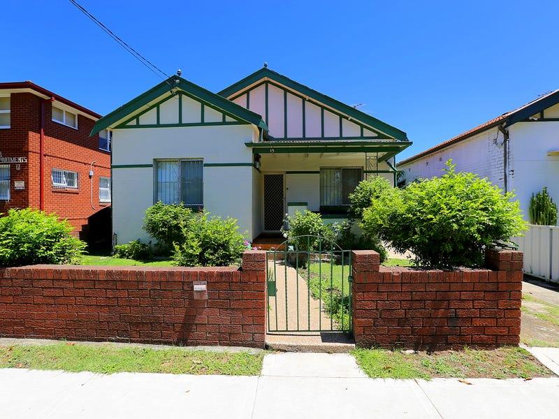 15 Wonga Street, Canterbury, NSW 2193