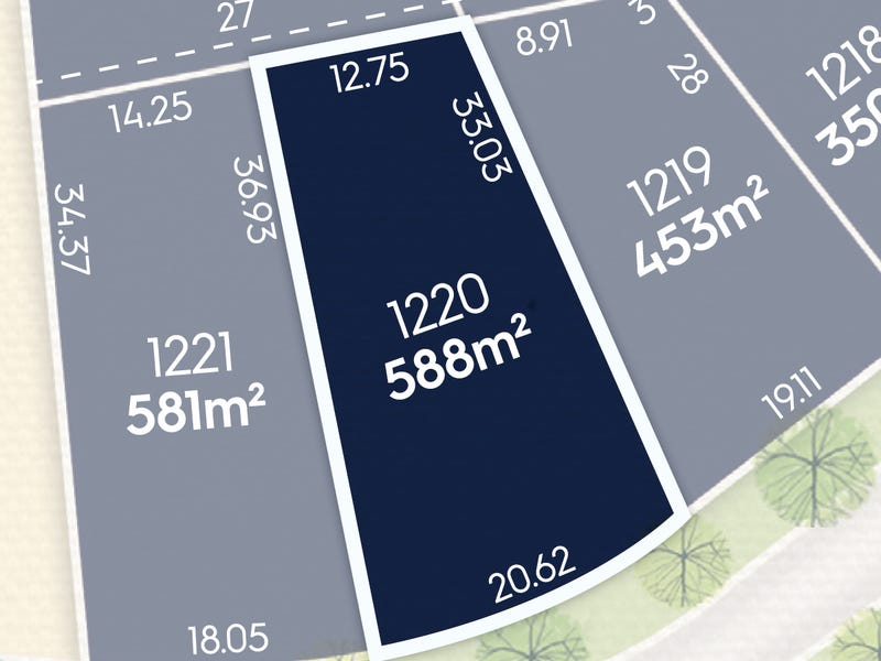 Lot 1220, 1880 Thompsons Road, Clyde North, Vic 3978