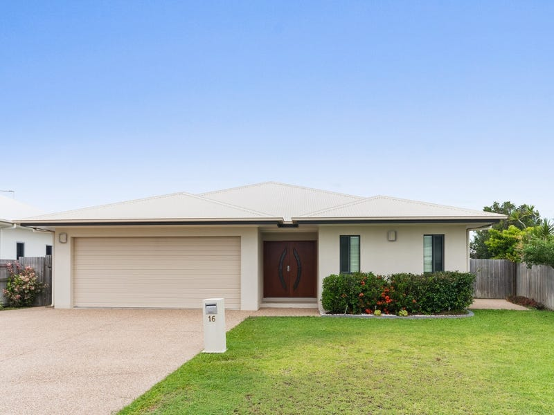 16 BROADWATER TERRACE, Idalia, Qld 4811
