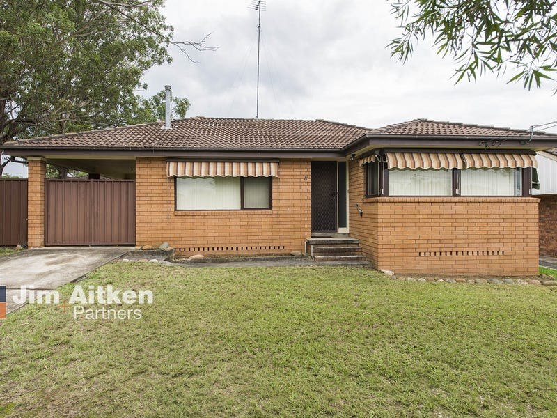 8 Hillview Avenue, South Penrith, NSW 2750