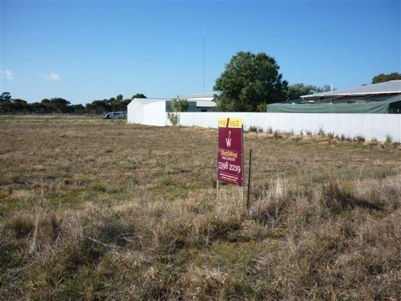 Lot 26 Clifford Street, Warracknabeal, Vic 3393