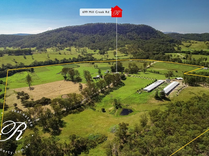 699 Mill Creek Road, Stroud, NSW 2425