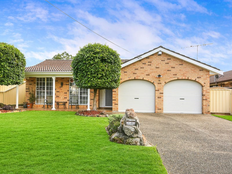 16 Ganmain Crescent, Milperra, NSW 2214