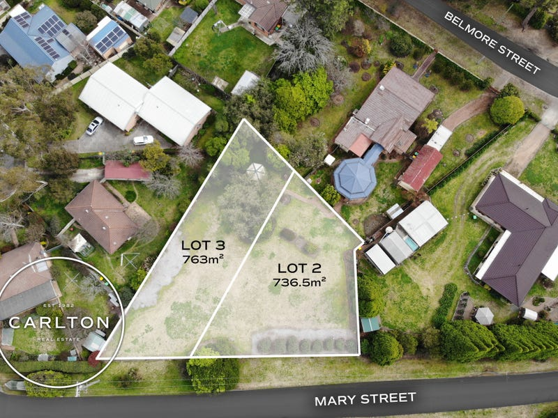 Lot 2 & 3, Mary Street, Mittagong, NSW 2575