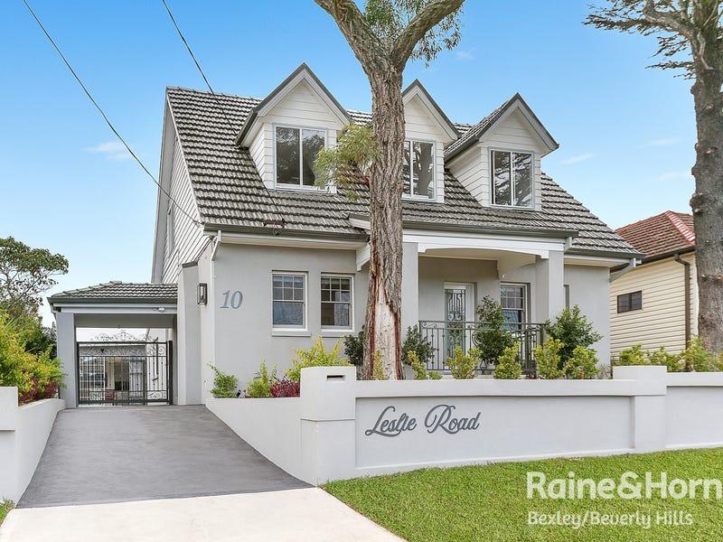 10 Leslie Road, Bexley, NSW 2207