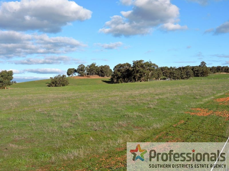 Lot 23 Charlton Road, Wandering, WA 6308