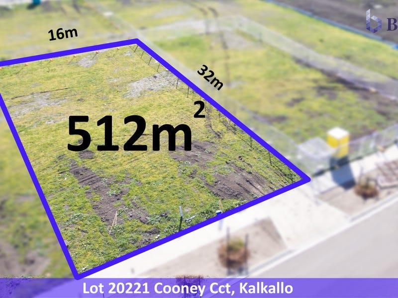 Lot 20221 Cooney Circuit, Kalkallo, Vic 3064