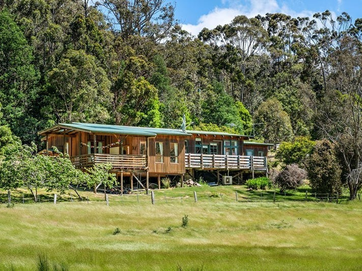 255 Turn Creek Road, Grove, Tas 7109