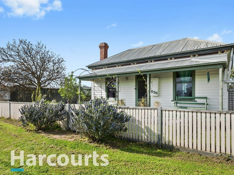 538 West Berry Road, Allendale, Vic 3364
