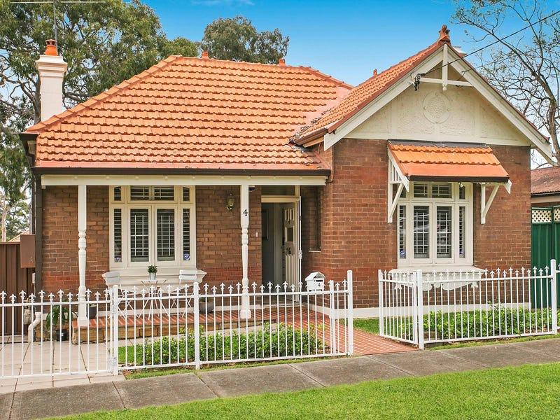 4 Barre Street, Hurlstone Park, NSW 2193