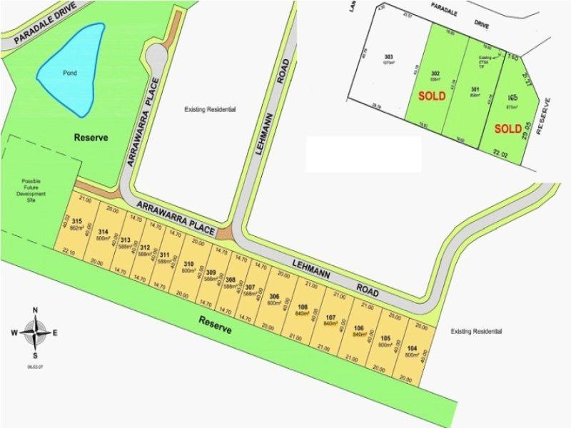 Lot 301 Paradale Drive, Tanunda, SA 5352