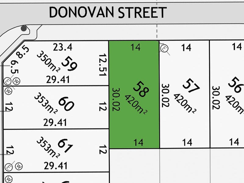 Lot 58 Donovan Street, Haynes