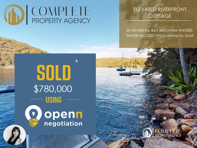 30 Neverfail Bay, Berowra Waters, NSW 2082