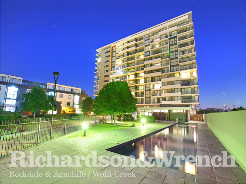 B1106/35 Arncliffe Street, Wolli Creek, NSW 2205