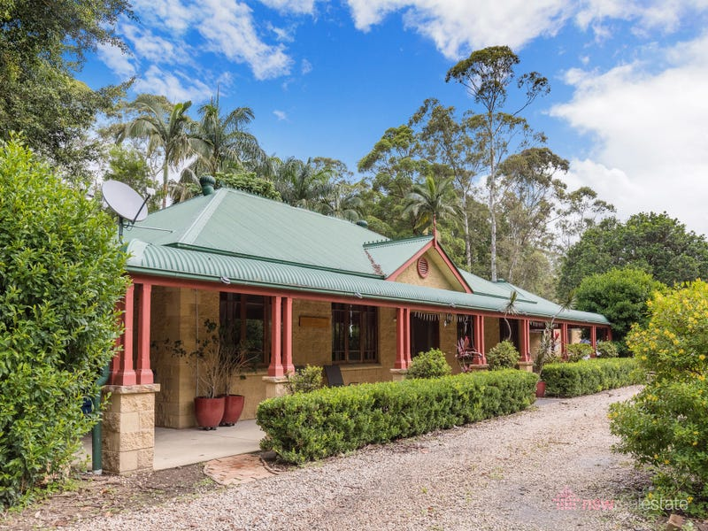 140 Bonville Station Road, Bonville, NSW 2450