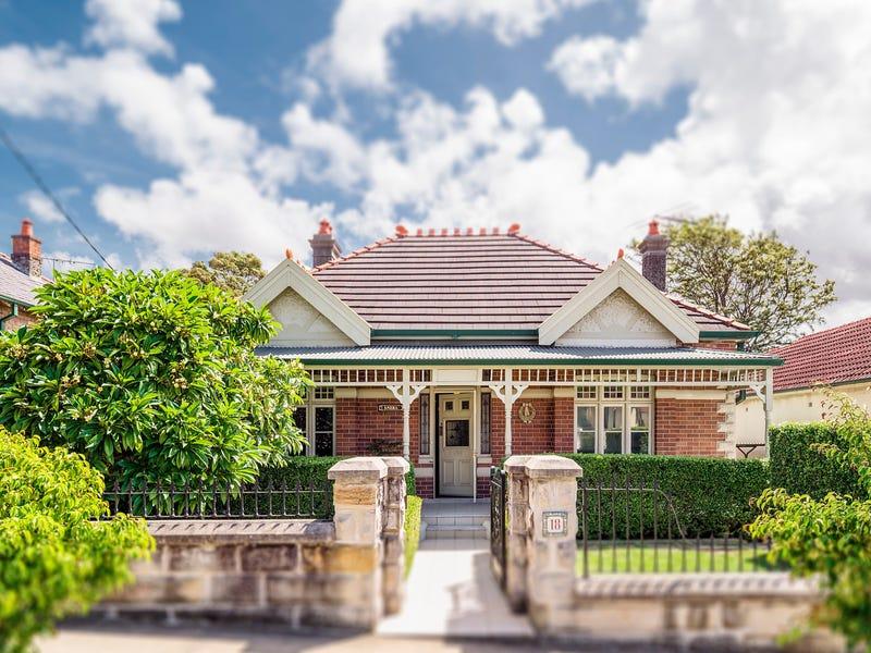 18 Kensington Road, Kensington, NSW 2033