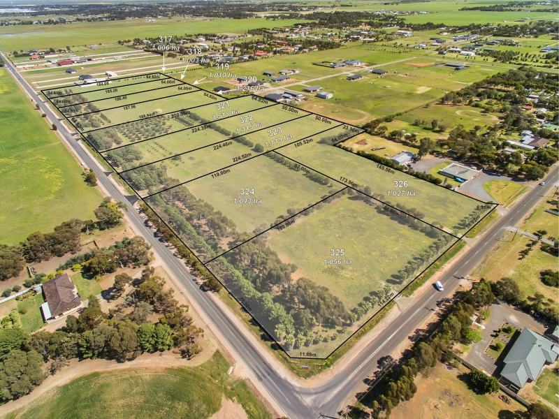 Lot 317-326, Gawler River Road, Lewiston