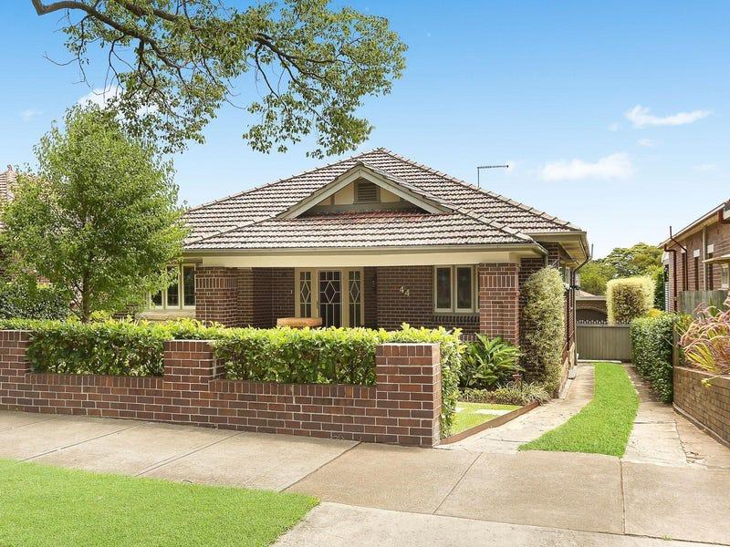 44 Dudley Street, Haberfield, NSW 2045