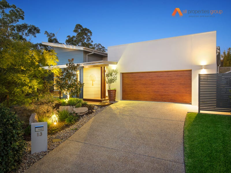 13 Lomandra Court, Brookwater, Qld 4300