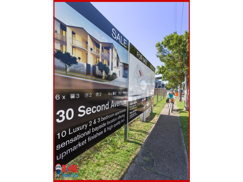2/30 Second Avenue, Sandgate, Qld 4017